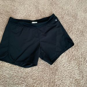 Hurley | Board Shorts | S | Black | EUC